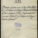 Copia dei Trattati storici di Alleanza tra il Regno di Spagna ed il Ducato di Savoia del 1585 e del 1690