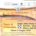 Palio della Corte dei Savoia Acaia – Bussoleno (Torino)
